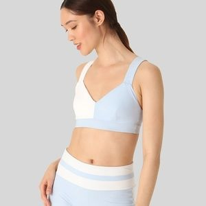 VAARA Intimates & Sleepwear - VAARA Elsa Bicolor / Two Toned Sports Bra